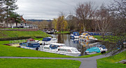 Tony Murtagh - Canal basin at...
