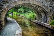 Adrian Evans - Canal Bridge