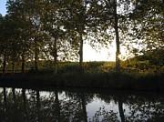 Penelope Aiello - Canal du Midi in...