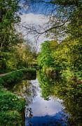 Martina Fagan - Canal towpath walk