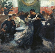 Ballet Dancers Art - Canals I Llambi, Ricard 1876-1931. The by Everett