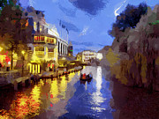 Georgi Dimitrov - Canals of Amsterdam