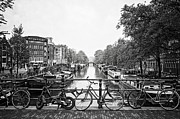 Amsterdam Photos - Canals by Ryan Wyckoff