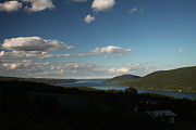 Finger Lakes Photo Originals - Canandaigua Lake and Bare Hill by Steve Clough