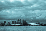 A Souppes - Canary Wharf Skyline...
