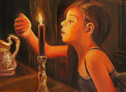 Desiree  Rose - Candle Light