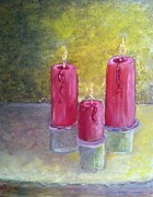 Annette Forlenza-Ryan - Candles