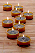 Candles Print by Olivier Le Queinec