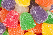 Gummy Candy Prints - Candy Print by Joe Belanger