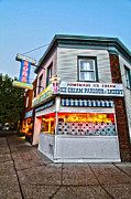 Hamptons Photos - Candy Kitchen by Robert Seifert
