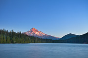 Mount Hood Oregon Prints - Candy Topper Print by Darren  White