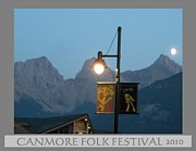 Cathy Long - Canmore Folk Festival