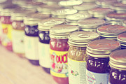 Food Wall Art Prints - Canned Print by Amy Tyler