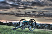 Tim Shipley - Cannon at Antietam...