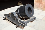 Cannons Metal Prints - Cannon at San Francisco Fort Point 5D21489 Metal Print by Wingsdomain Art and Photography