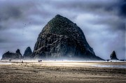 Spencer McDonald - Cannon Beach Hay Stack