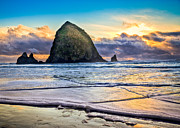 Cannon Prints - Cannon Beach Print by Niels Nielsen