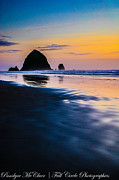 Pandyce McCluer - Cannon Beach Sunset