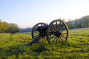 Bill Cannon - Cannons in a Field at...