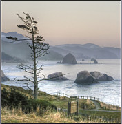 Geraldine Alexander - Cannon Beach View -...