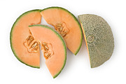 Cantaloupe Photo Prints - Cantaloupe Print by Steven Jones