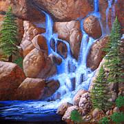 Frank Wilson - Canyon Cascade