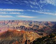 Grand Canyon National Park Photos - Canyon Colors 1 by Mel Steinhauer