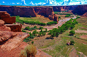 Dany  Lison - Canyon de Chelly from...