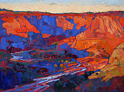 Erin Hanson - Canyon Wash