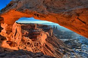 Adam Jewell - Canyonlands Frame