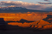 Southern Utah Prints - Canyonlands Light Print by Joseph Rossbach