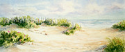 Cape Cod Paintings - Cape Afternoon  2 by Vikki Bouffard