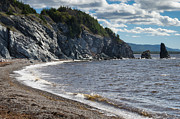 Ron Pettitt Prints - Cape Breton Afternoon Print by Ron Pettitt