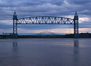 Amazing Jules Art - Cape Cod Train Bridge by Amazing Jules