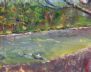 Joe Byrd - Cape Fear River- Palette...
