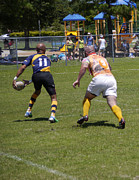 Rugby Union Art - Cape Fear Rugby Tournament July 2013 by Laurence Phipps