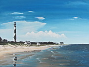 Michelle Young - Cape Lookout National...