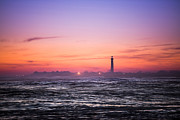 Jerseyshore Photo Originals - Cape May Sunset by Michael Ver Sprill