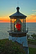 Adam Jewell - Cape Meares Light Portrait