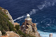 Hope Photos - Cape Of Good Hope Lighthouse by Aidan Moran