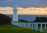Jillian Ryder - Cape Otway at Sunset