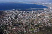 Cape Town Panorama Print by Aidan Moran