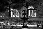 Virginia Art - Capital Fountain by Tim Wilson