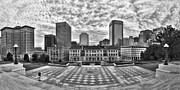 Richmond Virginia Prints - Capital Square View Print by Tim Wilson