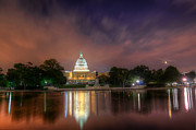 Michael Donahue - Capitol at Night