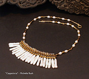 Special Necklace Jewelry - Cappadocia by Michelle Bush