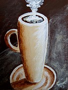 Christine Huwer - Cappuccino 1