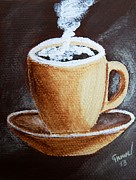 Christine Huwer - Cappuccino 2