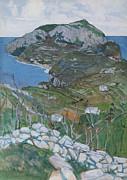 Capri, C.1904 Print by Maurice Greiffenhagen