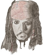Jack Sparrow Originals - Captain Jack by Catherine Roberts